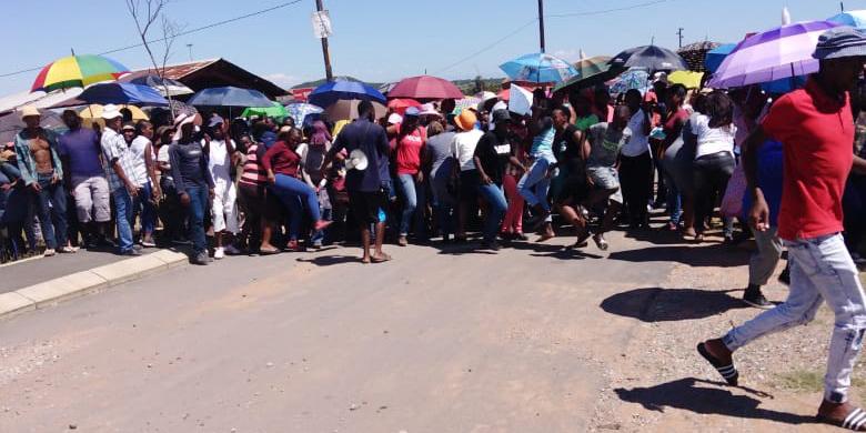 Ekuvukeni community in Ladysmith abandon meeting with MEC Kaunda