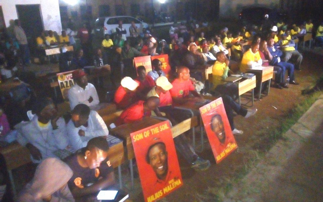 Frustrated Phaahla Manoge residents demand proper roads