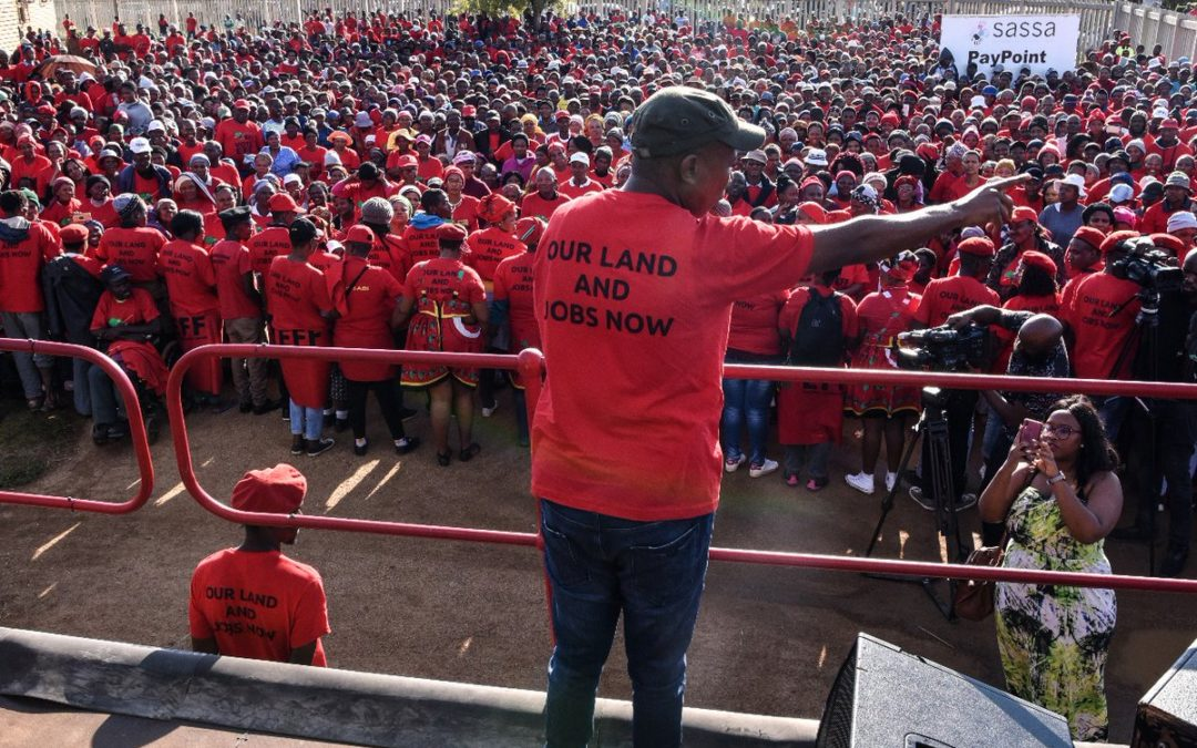 Malema encourages all to vote