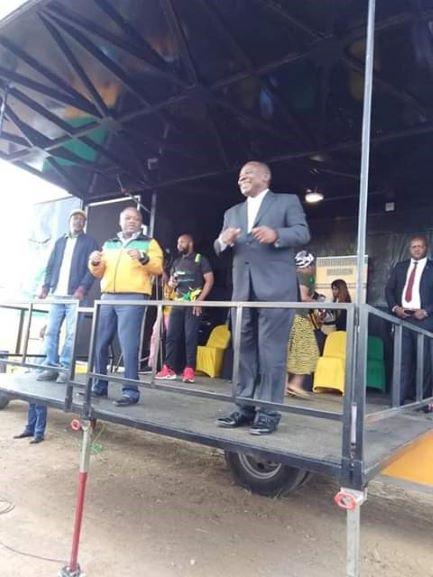 Ramaphosa visits Ladysmith