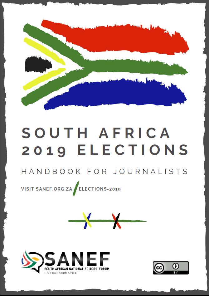 SANEF Handbook for journalists