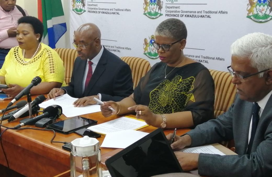 eThekwini establishes operations center to boost security