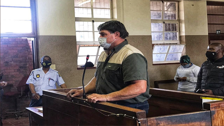 Senekal man accused of inciting court unrest denied bail