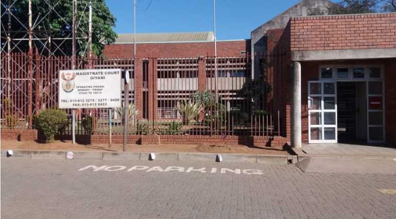 Gandlanani mob justice suspects remanded in custody