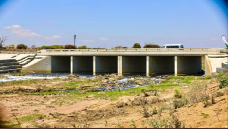 North West's Phasa village finally gets a bridge