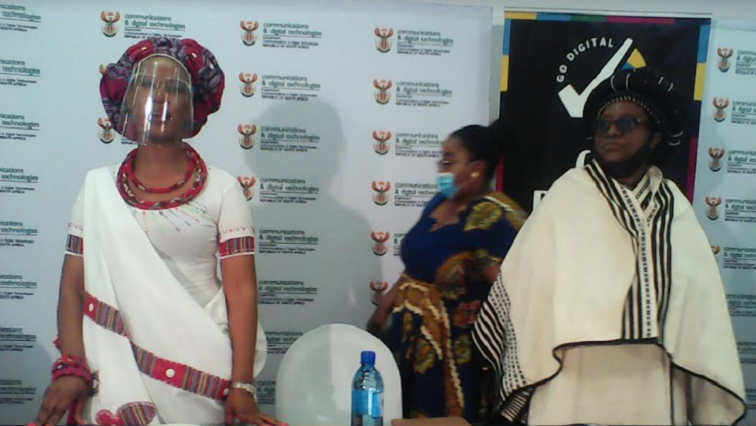 Ndabeni-Abrahams takes technology to Limpopo's rural districts