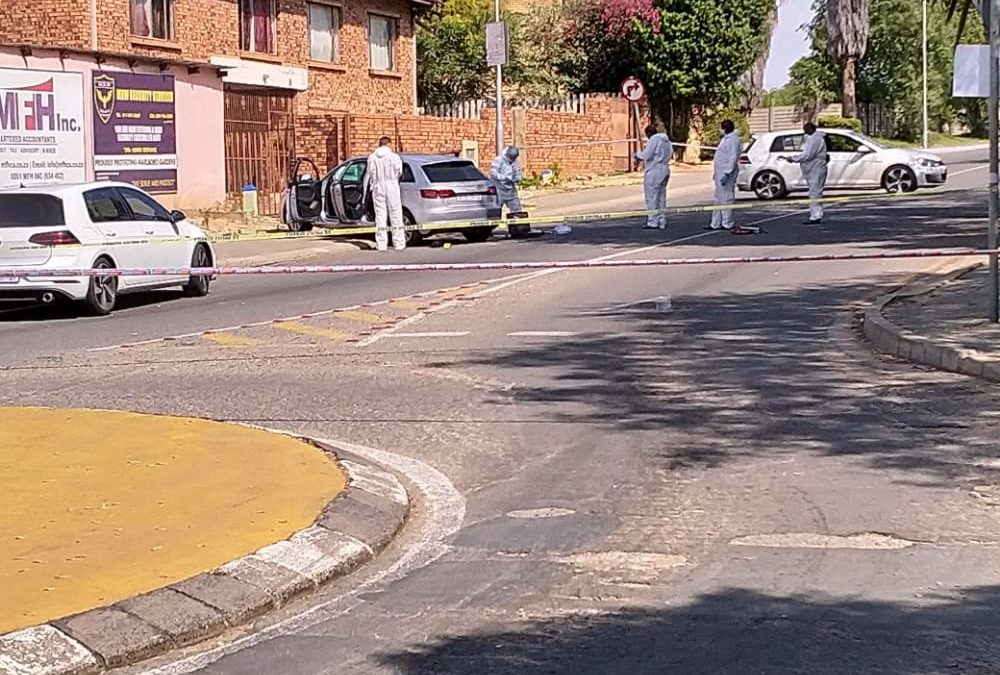 3 suspects shot dead in Sandton burglary gone wrong