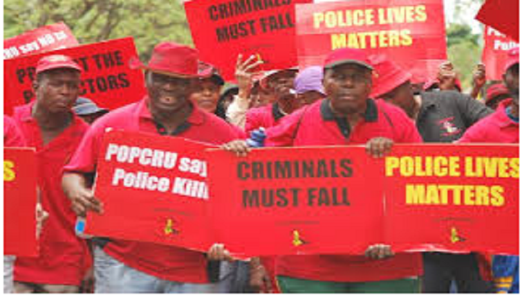 Popcru slates killing of Groblersdal station commander