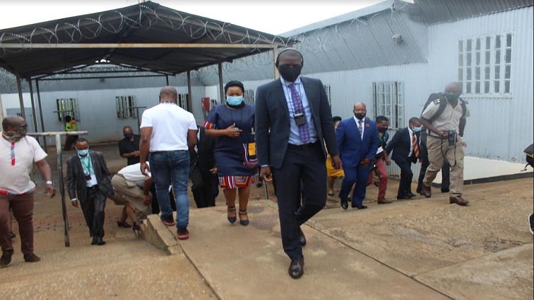 We are trying to change lives, Lamola says while opening R300 mln prison in Tzaneen
