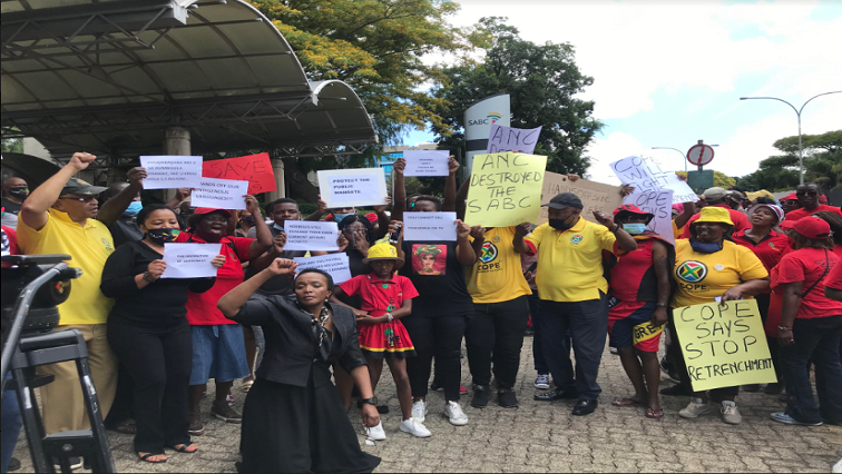 SABC workers gear up for strike as job cuts impasse drags on