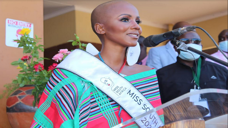 Miss SA's homecoming tour in pictures