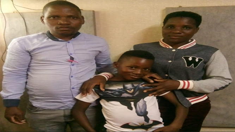 Jozini parents reunited with kidnapped son after 9 years