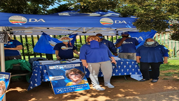 DA Ekurhuleni says it's humbled by support following by-election victory