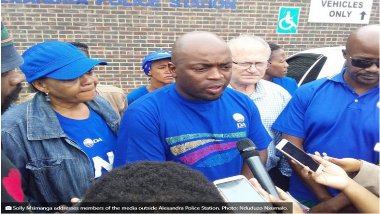 This is something I am not going to let go until a lesson is learnt: Msimanga