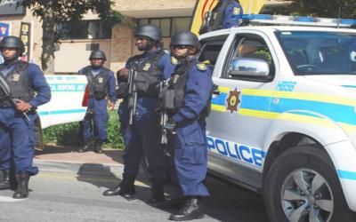 20 nabbed in Naledi safer festive season raid