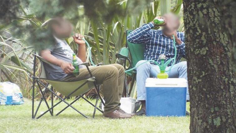 Joburg police warn residents against public drinking