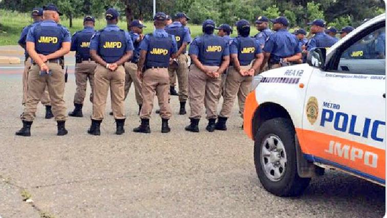 JMPD to patrol the streets of Braamfontein in bid to curb crime