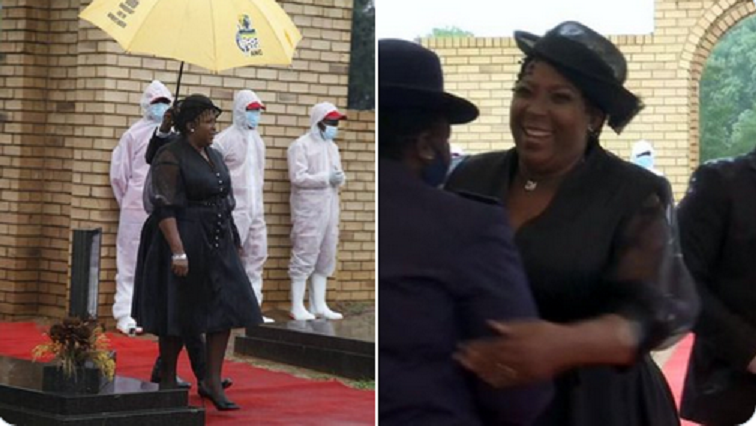 Mpumalanga premier admits guilt, pays fine for not wearing mask