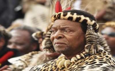 Forgo traditions, guard your safety – urges Zulu king