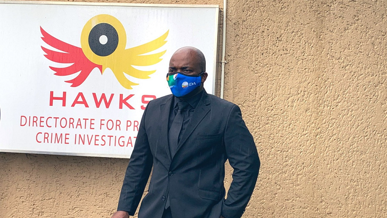 Gauteng DA asks Hawks to investigate Makhura