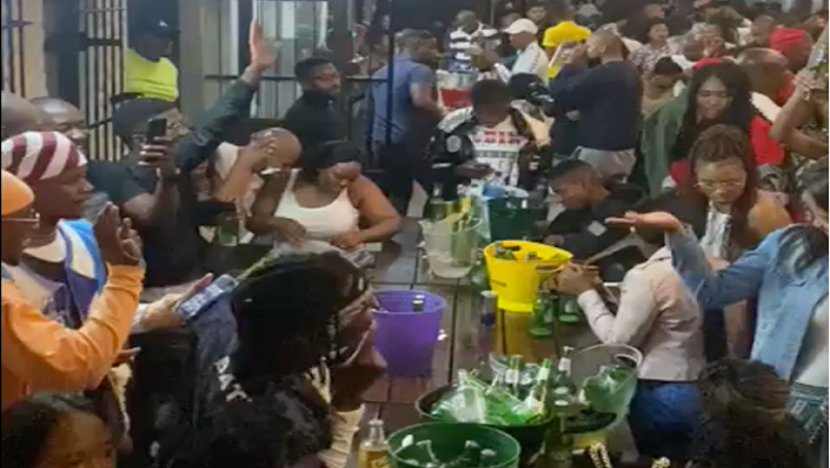 E Cape liquor board berates revellers for breaking of COVID-19 rules