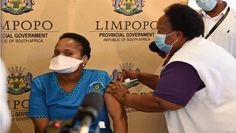 Limpopo's COVID-19 vaccination programme in full swing