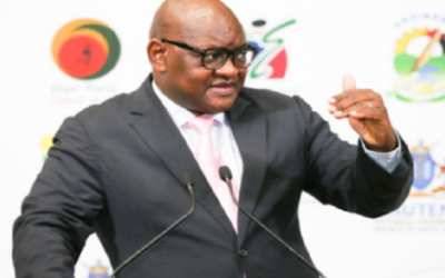 Be ready for your turn, Makhura tells Gauteng residents