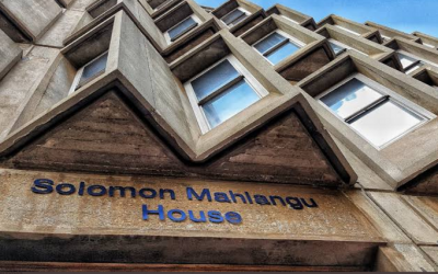 Wits University shuts down Solomon Mahlangu House following sit-in