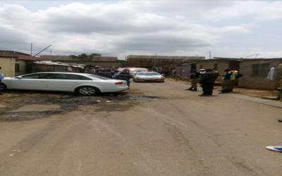 Mathebula family insists police shot 6-year-old Gontse