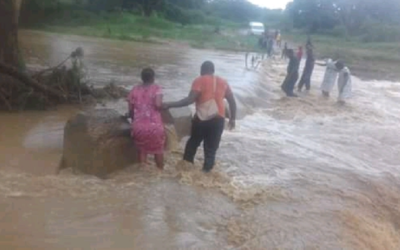 Heavy rains, flooding rivers disrupt funeral services in KZN