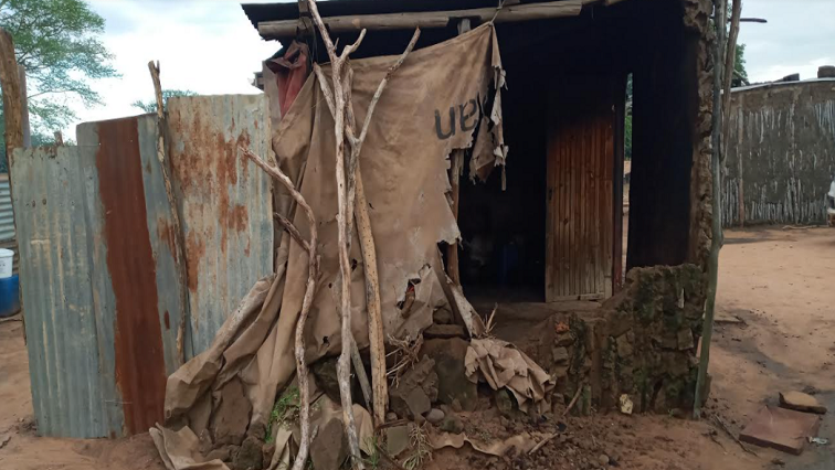 Njokweni family in dire straits following house collapse, loss of life