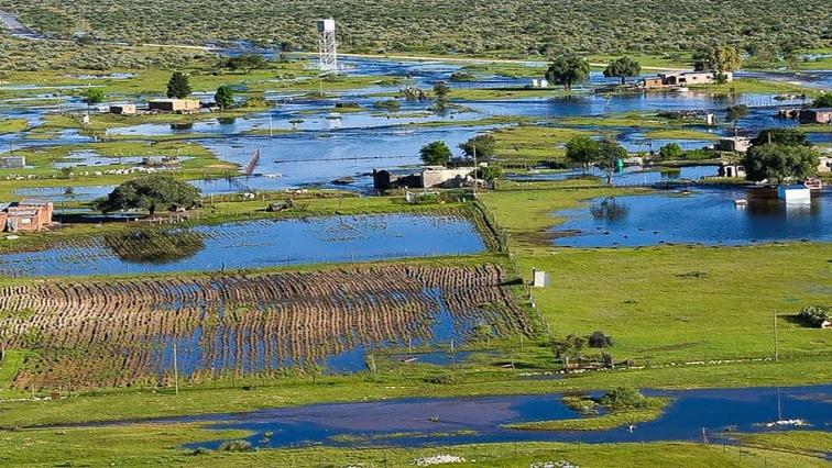 Heavy rains cut off some Northern Cape villages